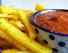Baked-Polenta-Basil-Fries-225x175