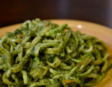 Almond Pesto Pasta