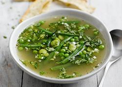 Summer Vegetable Soup